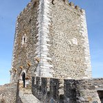 Torre Vista de dentro das muralhas