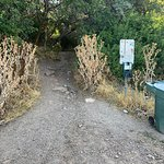 Trail Head Entrance