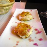 Buñuelos de Paté y Queso