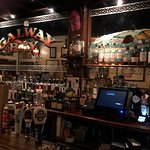 One of the bars at the Galway Bay