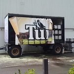 The tui trailer used in advertising.