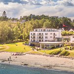 Bilde fra Strand Hotel Fevik Restaurant
