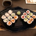 Mix variado de makis