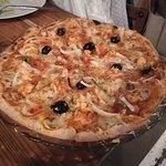 Pizza de chelas