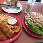 Fish n Fries / Ensalada de Atum