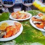ภาพถ่ายของ Bondi surf seafoods
