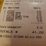 Photo de Ostaria dei Centopoveri