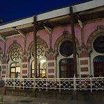 dawny dworzec Orient Express