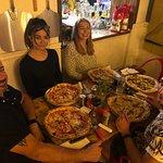Happy customers 🍕🤗