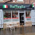 Great Italian restaurant - Raffaello