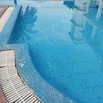 Pool in disrepair