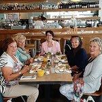 Lunch time met vriendinnen