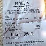 """Fact Picolo""""s 270919"""