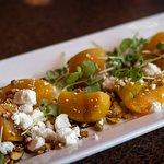 Golden beat salad