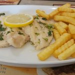 lemon chicken escalope