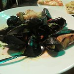Fourth Course - Mussels