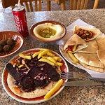 Arabic Moon Restaurant Foto