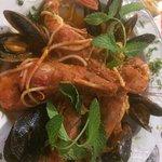 Delicious shellfish