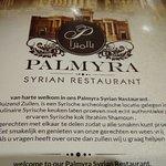 Foto de Palmyra Syrian Restaurant