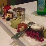 Die Dessert - Variation...