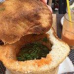 Foto de Restaurant Cerbul Carpatin