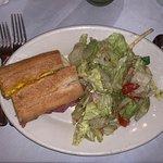1/2 Cuban, 1/2 1905 Salad