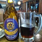 Cerveza Negra Ahumada