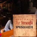 Gasthaus zur Straußi Foto