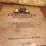 Foto de Cervantes