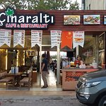 Cinaralti Indian Restaurant照片