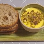 Chicken and duck liver mousse
