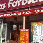 Bilde fra Las Farolas