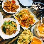 Blue Mango照片