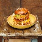 The Big Maf Burger !