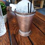 Ice cold Mint Julep