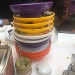 Fotografija – Yo! Sushi - Harvey Nichols