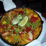 Foto de El Rápido Restaurante