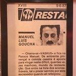Avaliação de Manuel Luís Goucha