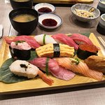 ภาพถ่ายของ Umegaoka Sushi No Midori Sohonten Shibuya