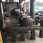 竹香园瓮缸鸡山产美食-嘉义店照片