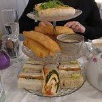 Foto van Aubergine Cafe
