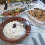 Bilde fra Taverna Manolis