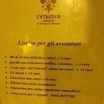Fotografie: Enoteca Wine Bar L'Etrusco