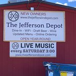 Foto de The Jefferson Depot