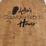Foto van Lefto's Souvlaki & Kebab House