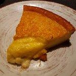 La espectacular tarta de queso