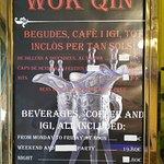 Foto de Restaurante Wok Qin