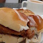 金马轮咖啡饼店照片