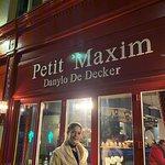 Petit Maxim resmi