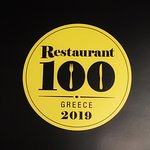 Proud to be nominated as one of the best restaurants in Greece for 2019